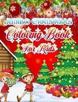 Jumbo Christmas Coloring Book For kids