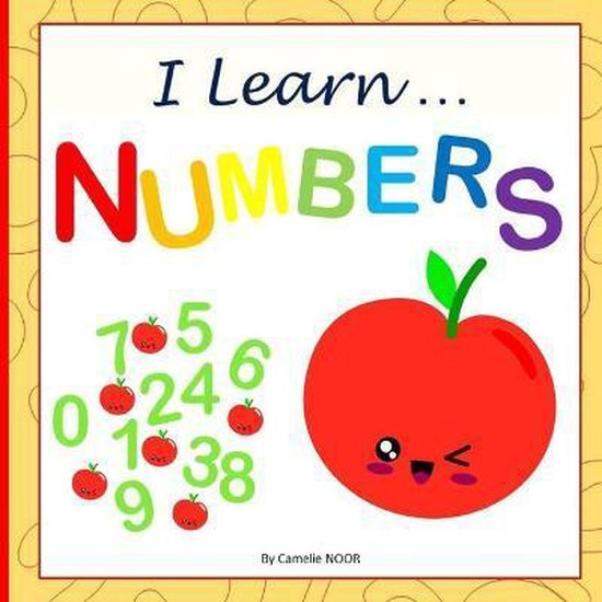 I Learn NUMBERS