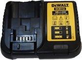 DeWalt DCB112 10.8V / 14,4V / 18V Li-Ion accu oplader