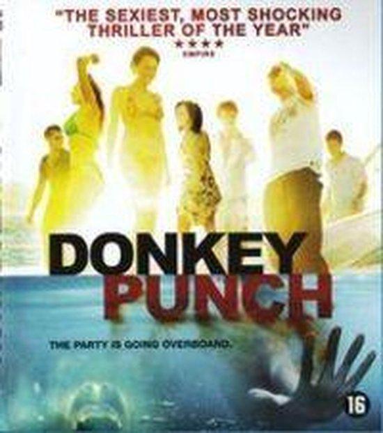 Cover van de film 'Donkey Punch'