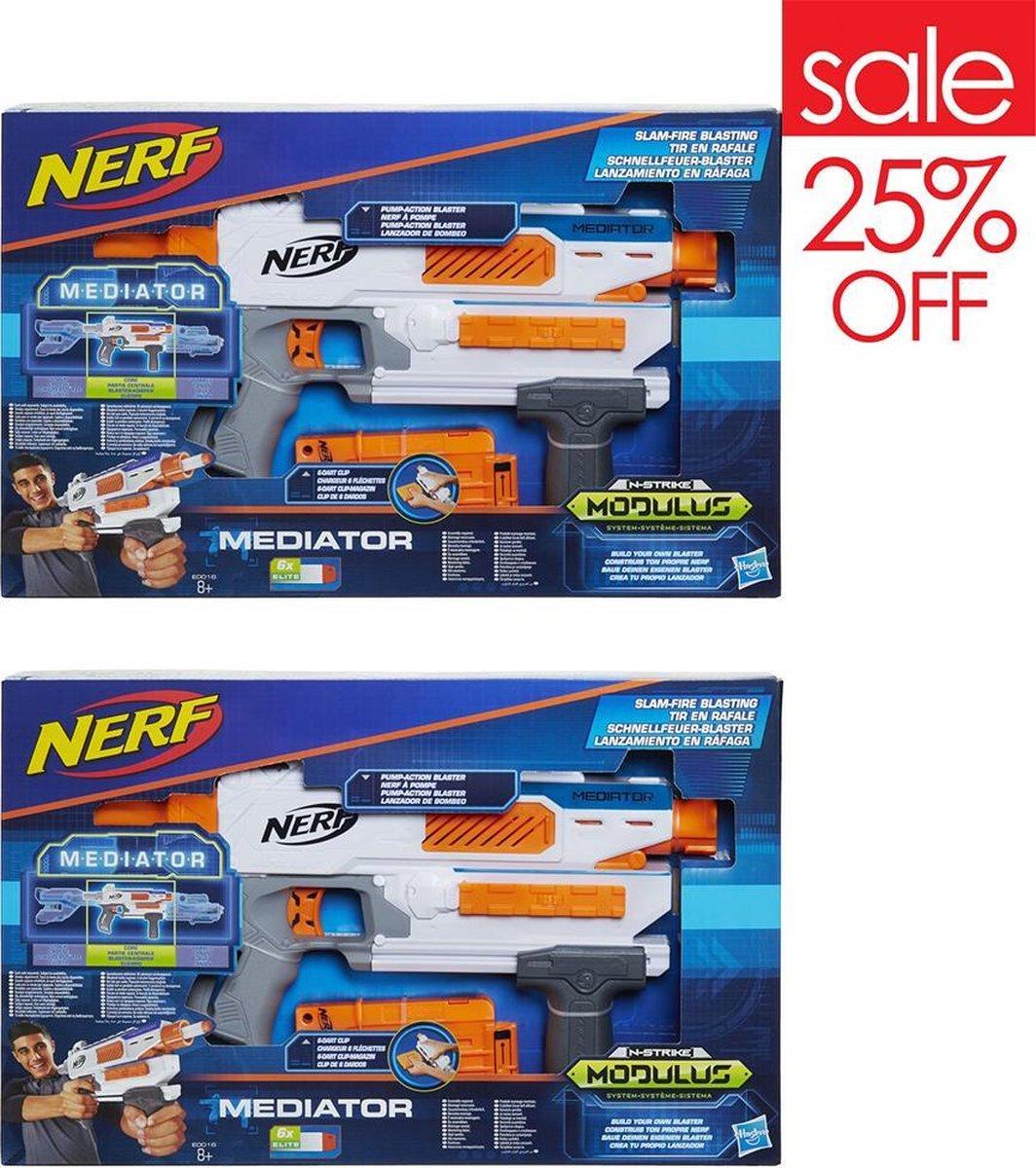 Nerf Blaster Modulus Mediator - Prijs voor 2 stuk!