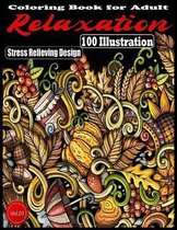 Coloring Book for Adult Relaxation