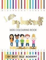 I Am My Best Self: Kids Colouring Book
