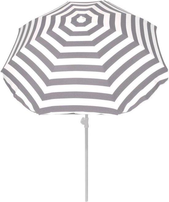 Afbeelding van het spel Summertime Parasol 180 Grijs/wit