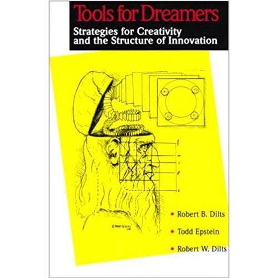 Boek cover Tools for Dreamers van Robert Brian Dilts (Hardcover)