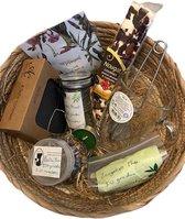 Madame Chai Theeproefpakket - theeproeven - proefpakketje - leuk geschenk - speciaal cadeau - thee set - theeproeven