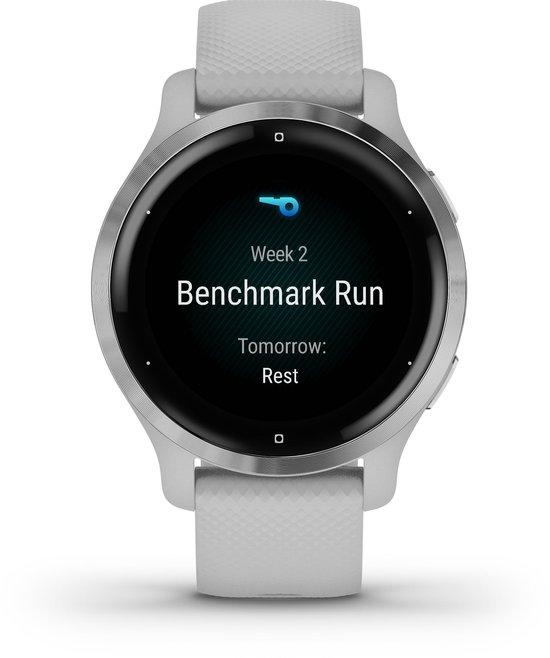 Garmin Venu 2S - Smartwatch - Grijs