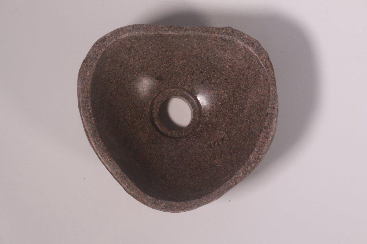 Natuurstenen waskom | DEVI-W21-290 | 24x22x12