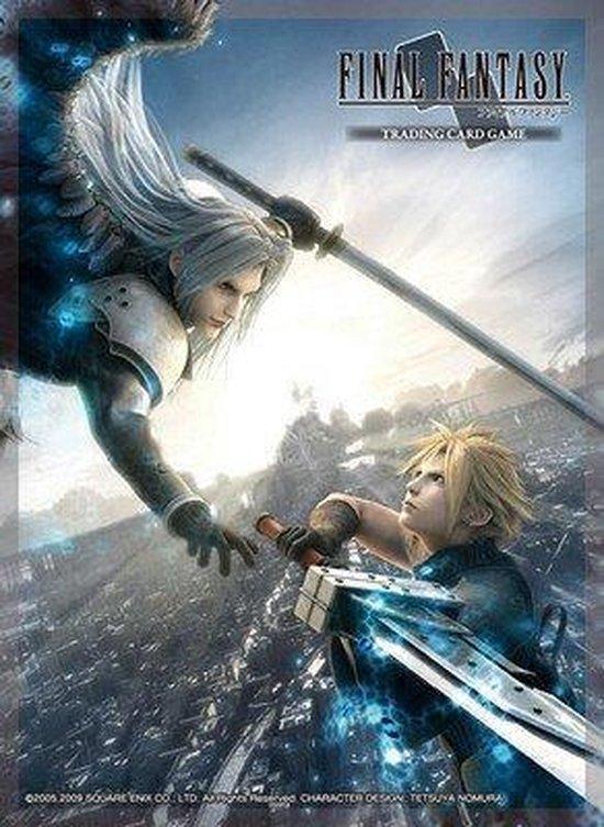 Afbeelding van het spel Square Enix - Final Fantasy TCG Speelkaartsleeves - 60 stuks