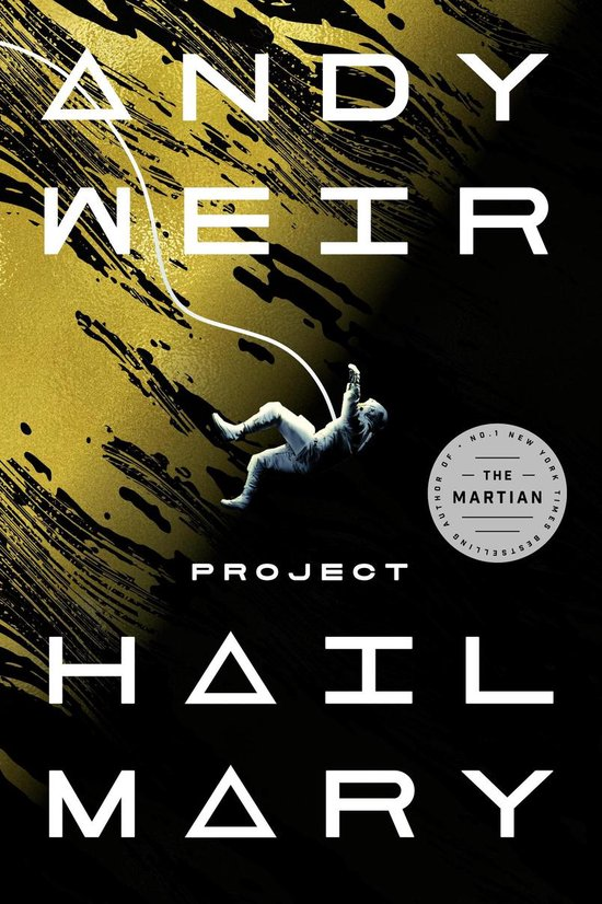 Omslag van Project Hail Mary