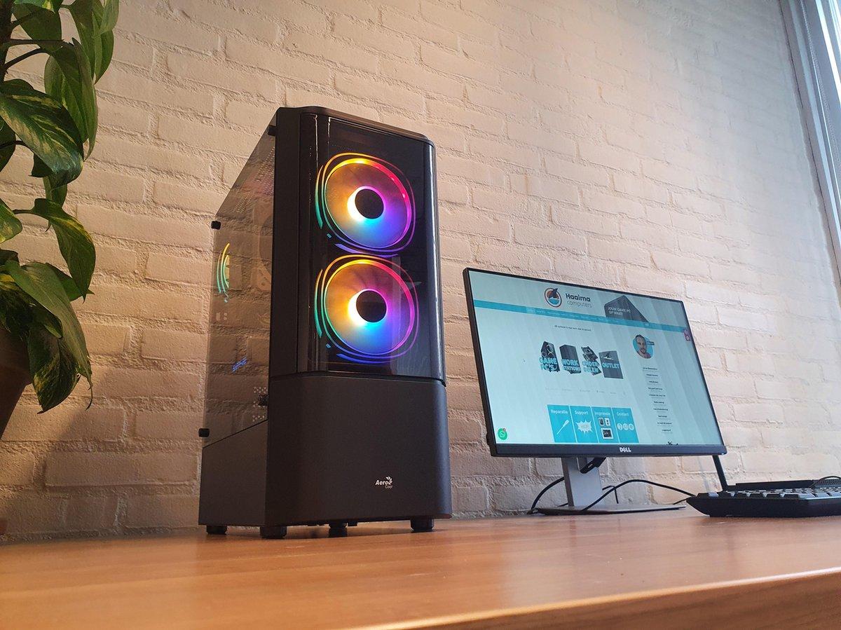 RE-SPAWN | AMD BUDGET GAMING PC | RX VEGA 11 | RYZEN 3400G | 8GB DDR4 | 240GB SSD