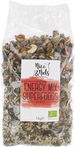 Energy mix superfoods Nice & Nuts - Zak 1000 gram - Biologisch