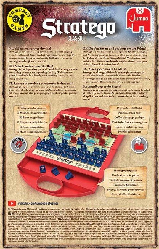 Thumbnail van een extra afbeelding van het spel Stratego Compact
