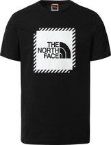 The North Face Biner Graphic 2 Heren T-shirt - Maat M