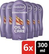 Andrélon Special Oil & Care Conditioner - 6 x 300 ml - Voordeelverpakking