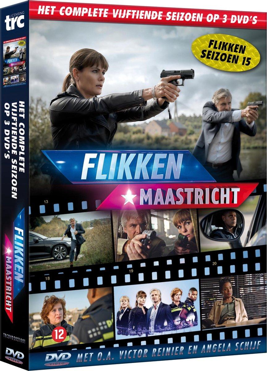 Flikken Maastricht S.15 op De Prijzenvolger