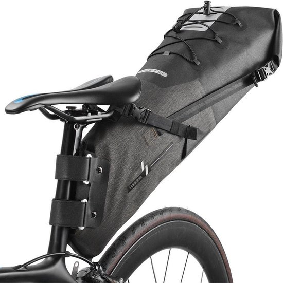 Protecto Zadeltas 14L (waterdicht) - Bikepacking - Saddle Bag