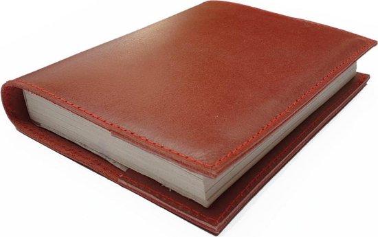 Afbeelding van Grayham - Notitieboek 100% echt Leer - 220 Blanco Paginas - Ecologisch Papier - Bullet Journal - Dagboek