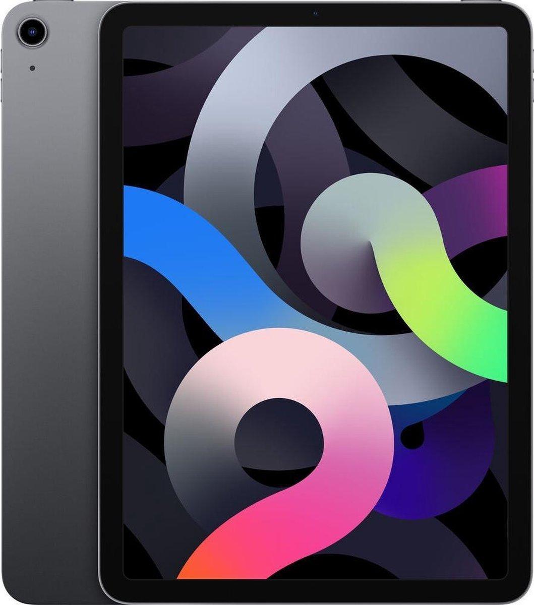 Apple iPad Air 4 - Renoverad door SUPREME MOBILE - A Grade - Endast WiFi - 64 GB - Space Grey