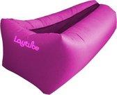 Laytube - Happy People Ligzak Lounger To Go - 2.0 - 100 kg - Roze