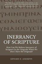 Inerrancy of Scripture