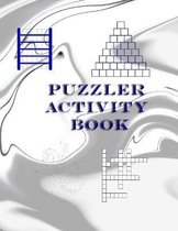 Puzzler Activity Book