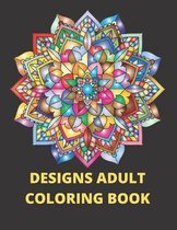 Designs Adult Coloring Book