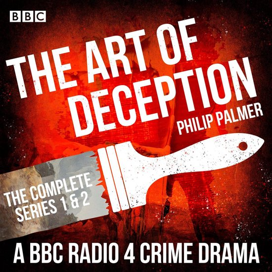 Boek cover The Art of Deception: The Complete Series 1 and 2 van Philip Palmer (Onbekend)