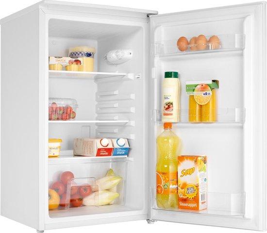 Koelkast: ETNA KKV149WIT - Tafelmodel koelkast - wit - 49 cm, van het merk ETNA