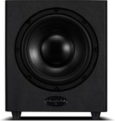 Wharfedale WH-S8E Subwoofer - Zwart