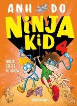 Ninja Kid 4 - Ninja steelt de show