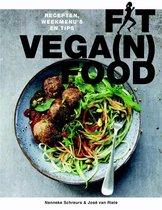 Boek cover Fit vega(n) food van Nanneke Schreurs (Paperback)