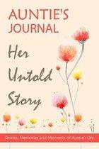 Auntie's Journal - Her Untold Story