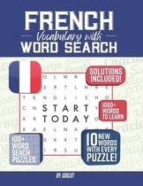French Vocabulary with Word Search Puzzles