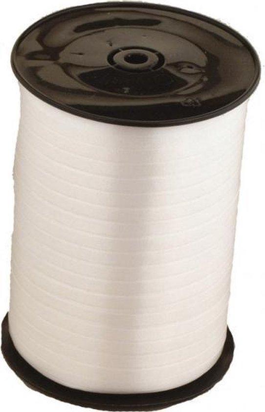 Amscan Ballonlint Metallic 5 Mm Polyester 23 Meter Wit