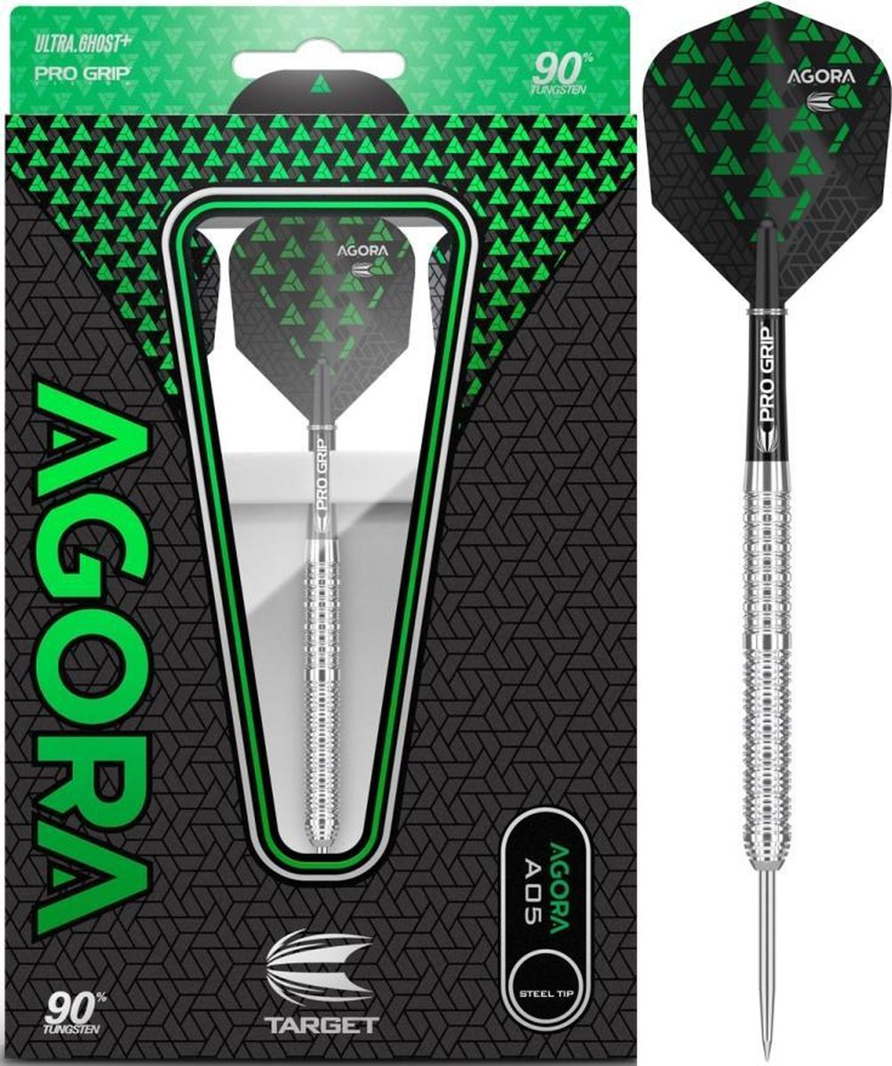 Target Vapor 8 black/green 80% tungston swiss point