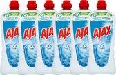 Ajax - Allesreiniger - Fris - 6 x 1,25 L - Voordeelverpakking