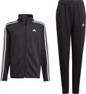 adidas adidas Essentials Trainingspak - Maat 152  - Unisex - zwart - wit