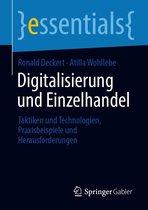 Digitalisierung und Einzelhandel