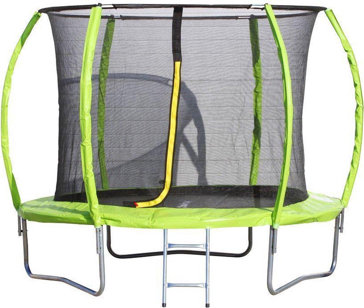 Trampoline Premium rond diam. 244 cm (incl. net)
