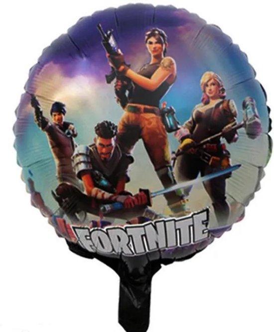 Ballon fortnite , 40 cm kindercrea