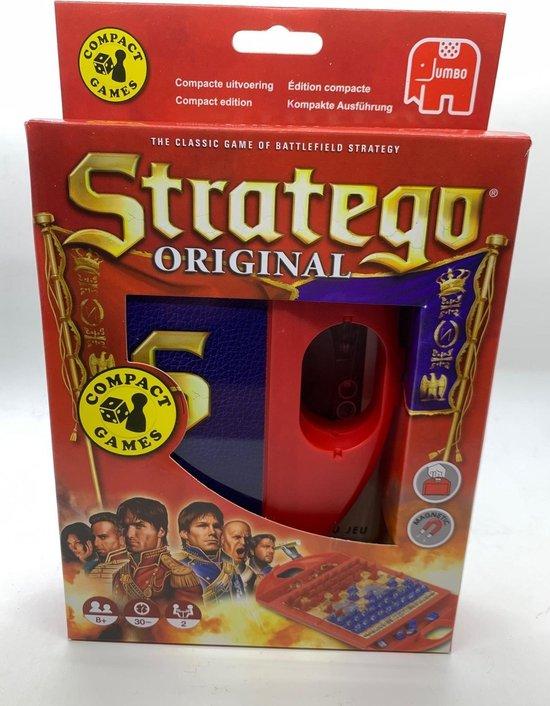 Afbeelding van het spel Stratego Original Reisspel - Jumbo