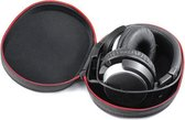Hard Cover Carry Case Voor Beats By Dr. Dre Kopetelefoons (Solo HD/2/3/Pro Studio 1/2/3 Mixr/EP/MK2 )- Hardcover Travel Opberghoes Sleeve Beschermhoes Tas Hoesje Opbergtas - Zwart