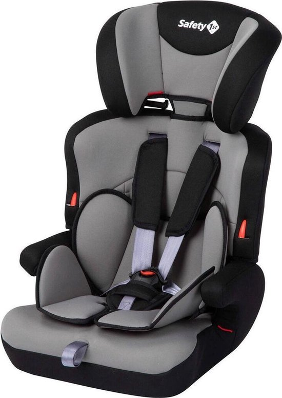 Afbeelding van Safety 1st Ever Safe Plus Autostoeltje - Hot Grey