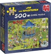 Jan van Haasteren The Bandstand puzzel - 500 stukjes