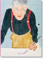 David Hockney. A Chronology. 40th Anniversary Edition