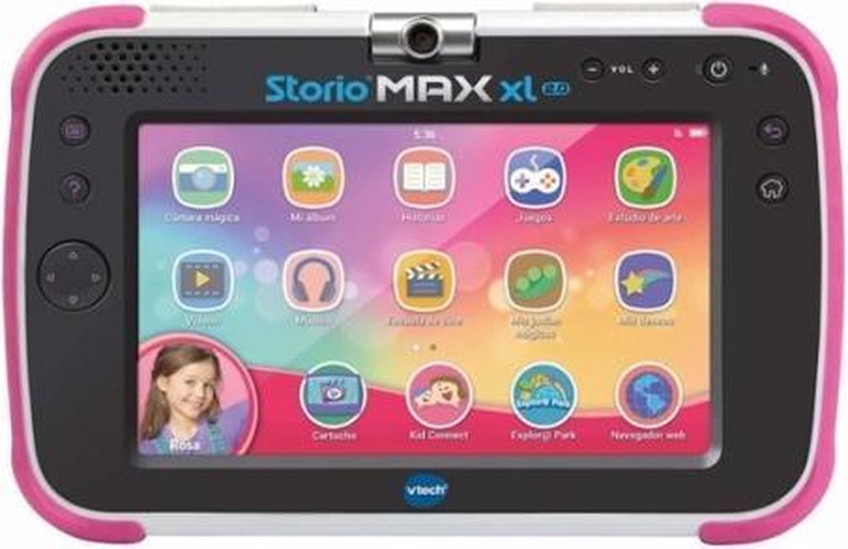 "StorioMax XL 2.0 Vtech - Kindertablet - 7"""