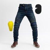 Moto Pants - Motorjeans - Heren - Maat L / 32