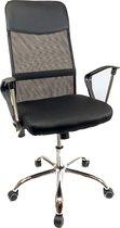 Nifty Living - bureaustoel ergonomisch - computerstoel - directiestoel - hoogte verstelbaar - zwart