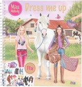 Miss Melody - Dress me up Sticker Book (0411498)